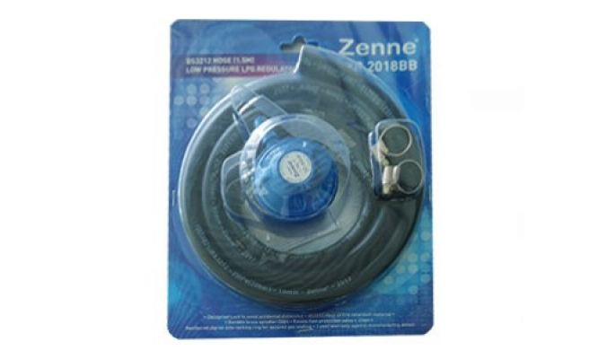 Zenne ZR 2018BB Regulator Pack