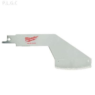 """MILWAUKEE 1/8"""" GROUT REMOVAL BLADE"""
