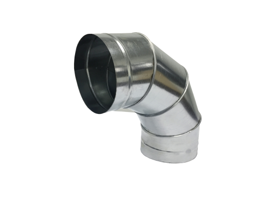 Spiral Duct - Elbow