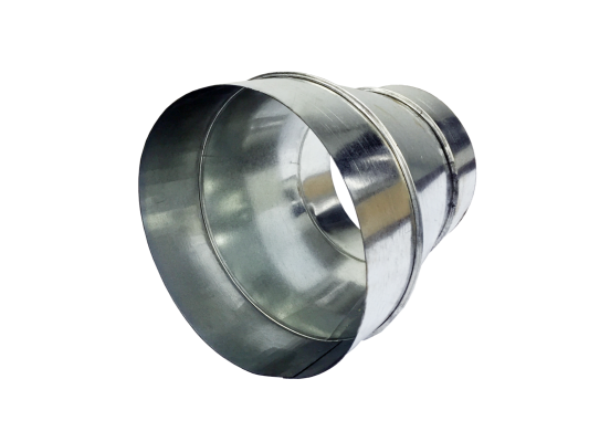 Spiral Duct - Concentric Reducer
