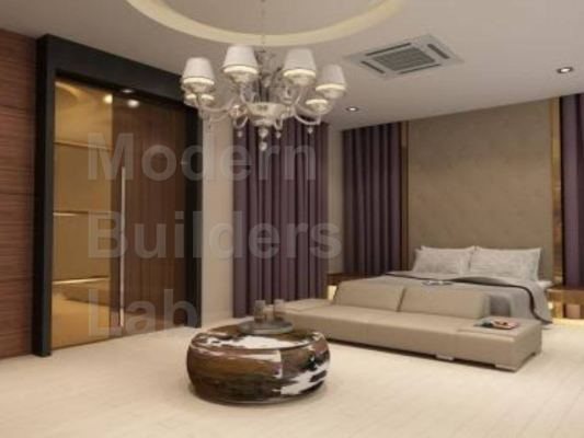 Master Room Interior Design