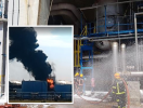 Fire breaks out at Jurong Island Singapore Refining Company