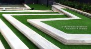Artificial Grass Installatin for Inddor & Outdoor Artificial Grass Installation Landscape & softscape