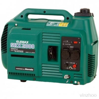 Rental Sewa Soundproof Japan Petrol Generator