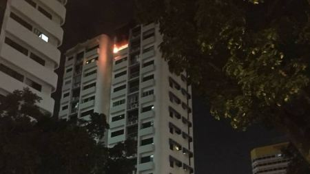 Fire Breaks Out At Waterloo Apartments, 1 Taken To Hospital