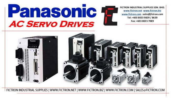 MSD021A1X-200W VOLTAGE-110VAC MSD021A1X200W VOLTAGE110VAC PANASONIC AC Servo Drive Supply & Repair by Fictron Industrial Supplies
