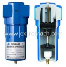Global Compressed Air Filter D Series