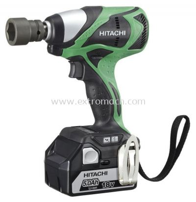 Hitachi 18V Cordless Impact Wrench with Brushless Motor WR18DBDL2