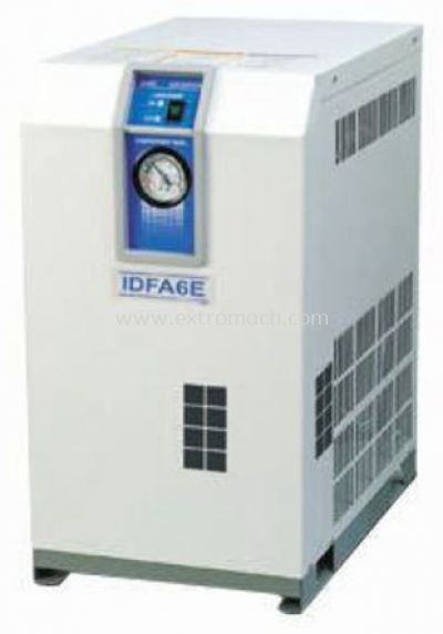 SMC Refrigerated Dryer IDU Series & IDFA Series