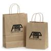 Paper bag printing - Recycled Brown Paper bag printing - Recycled Brown  Paper bag printing