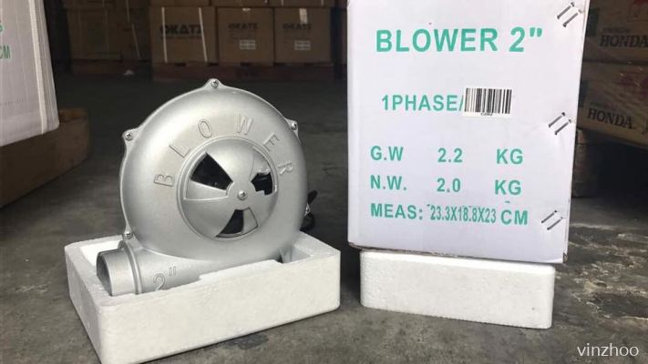 Electric industrial air blower