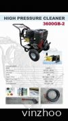 Eagle Diesel High Pressure(248Bar/3600psi) Cleaner High pressure cleaner water jet Generator & Industrial