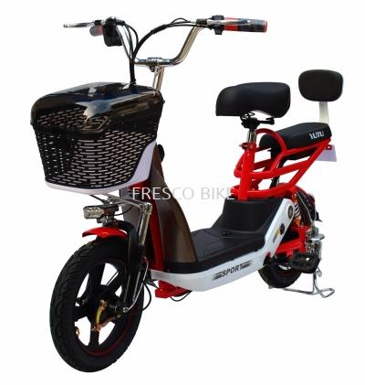 Electric Bicycle Cool Bike 5