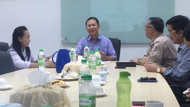 Department of Agriculture (DOA) and State Government ( UPEN) in meeting at CPPC to reaffirm the role
