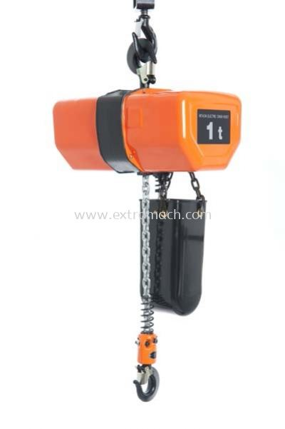 Hitachi Electric Chain Hoist High Speed Type (F-Series)