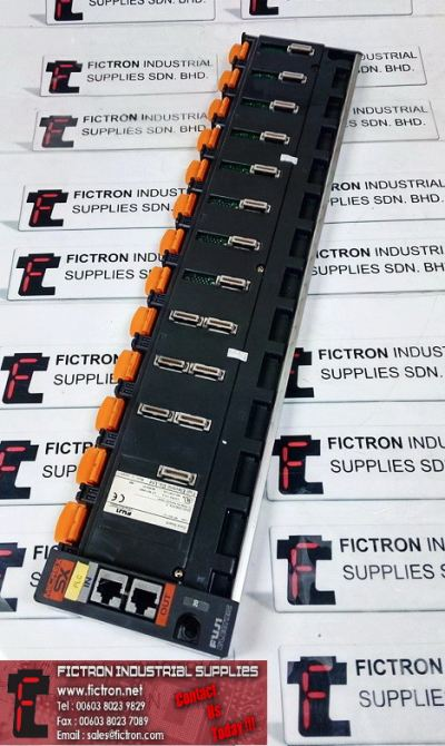 NP1BS-13 FUJI ELECTRIC MICREX-SX Programmable Controllers PLC Back plane Supply, Sale By Fictron Industrial Supplies