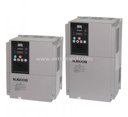 Hitachi Inverter NJ600B Series