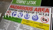 safety Signboard or assembly point safety sign Industry Safety Sign and Symbols Image