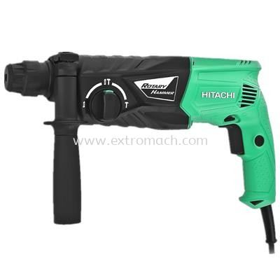 Hitachi 730W 24mm 3 Mode SDS+ Rotary Hammer DH24PH