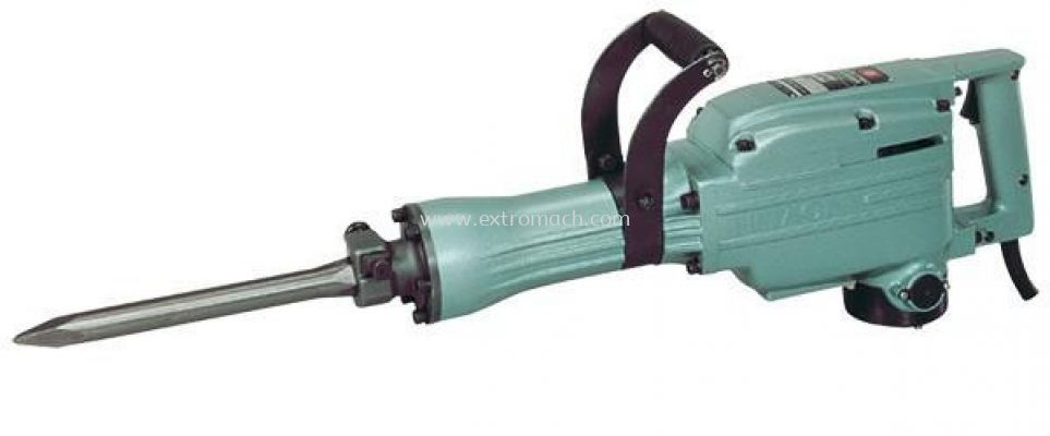 Hitachi 1,240W Hexagon 30mm Demolition Hammer PH65A