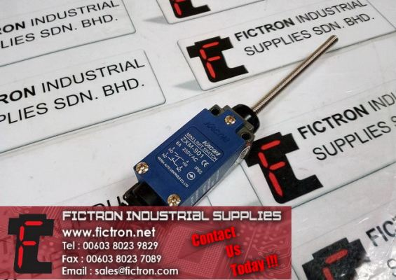 ZXM-901 KACON Mini Limit Switch 6A 250VAC Supply By Fictron Industrial Supplies