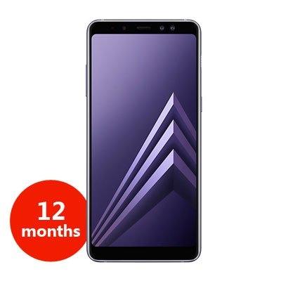 SAMSUNG Galaxy A8 Plus 2018 | RM268 x 12 months
