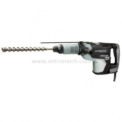 Hitachi 1,500W 52mm SDS Max Rotary Hammer with AC Brushless Motor DH52MEY