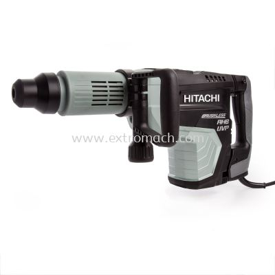 Hitachi 1,500W SDS Max Demolition Hammer with AC Brushless Motor H60MEY