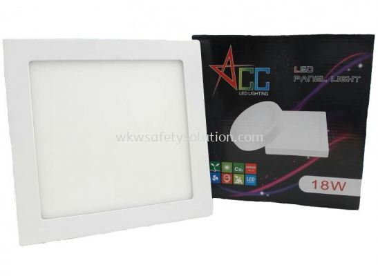 ACC LED Panel Light 18W