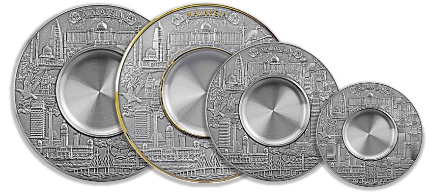 2015 - Pewter Tray