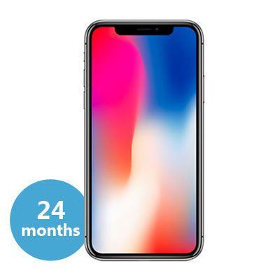 APPLE iPhone X (64GB) | RM312 x 24 months