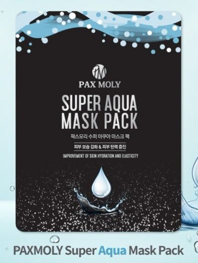 Pax Moly  Super Aqua Mask Pack 25ml