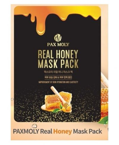 Pax Moly Real Honey Mask Pack 25ml