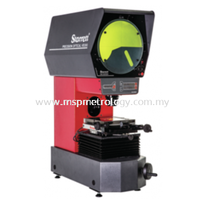 Starrett Vertical Bench Top Profile Projector (VB Series)