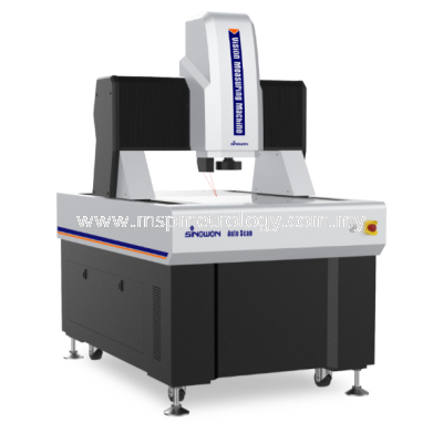 Sinowon Non-contact Fully Auto Vision Measuring Machine (AutoScan Series)