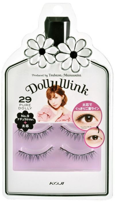 Koji Dolly Wink Eyelash No.29