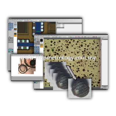 Zootos Software for Image Analysis System (iX Series)