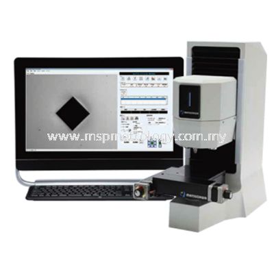 Matsuzawa Vickers Hardness Tester (VIA Series)