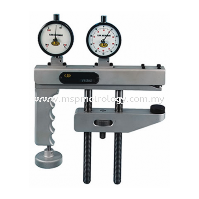 Clark Instrument Portable Rockwell Hardness Tester (CPT Series)