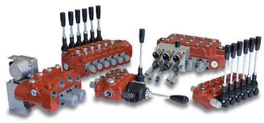 Sectional type Directional Control Valves
