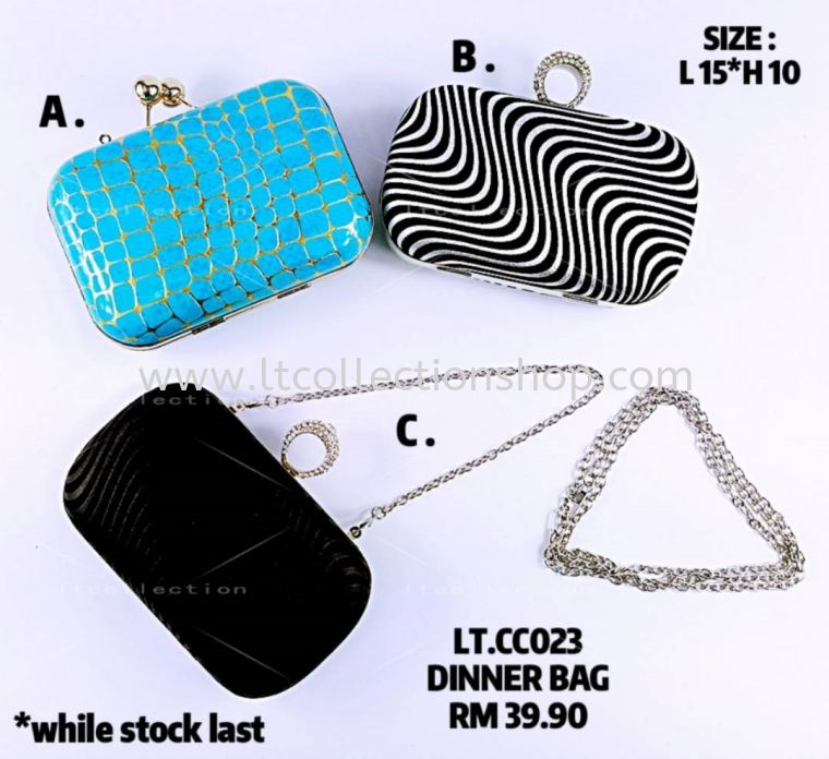 LT.CC023 POUCH ONLINE SHOPPING PRODUCT