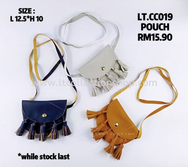 LT.CC019 POUCH ONLINE SHOPPING PRODUCT