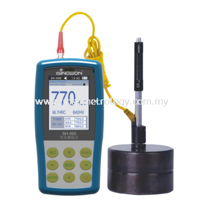 Sinowon Portable Leeb Hardness Tester (SH-500 Series)
