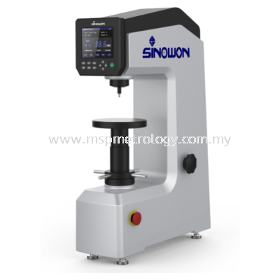 Sinowon Color Touch Screen Digital Rockwell Hardness Tester (DigiRock D Series (DigiRock DR3))