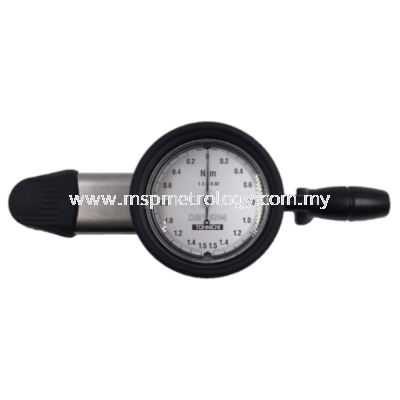 Tohnichi Dial Indicating Torque Wrench (DB1.5N4-S Series)