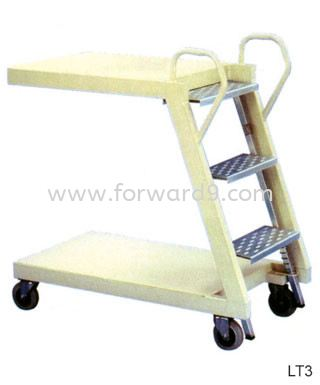 LT3 Ladder Trolley  Ladder Trolley  Ladder / Trucks / Trolley  Material Handling Equipment