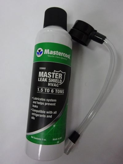 MASTERCOOL 53660 MASTER LEAK SHIELD HVAC (1.5 TO 6 TONS OR 5.3 TO 21kW)