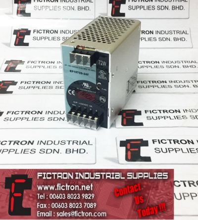 RP1072D-24F RP1072D24F 72W REIGNPOWER Power Supply Unit 24VDC 3A Supply & Repair By Fictron Industrial Supplies