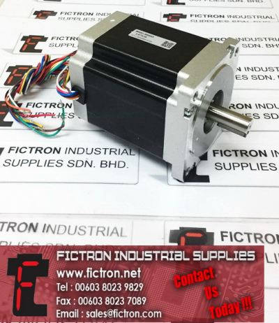 86HS85 1.8-Degree 4.2A Stepper Motor Supply, Sale by Fictron Industrial Supplies