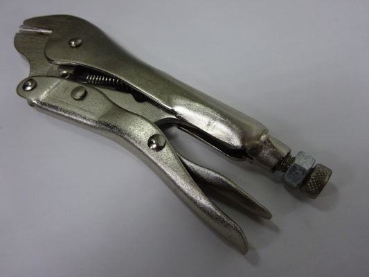 "DSZH CT-201 7"" Pinch Off Plier"